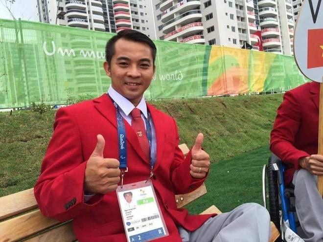 Viet Nam co them 2 huy chuong o Paralympics hinh anh