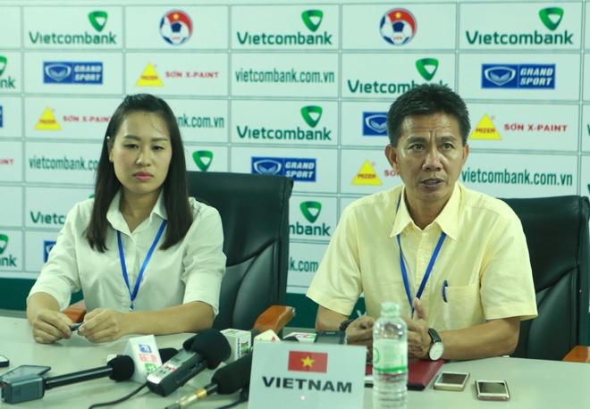 HLV U19 Viet Nam trach cac hoc tro de lot luoi hinh anh 1