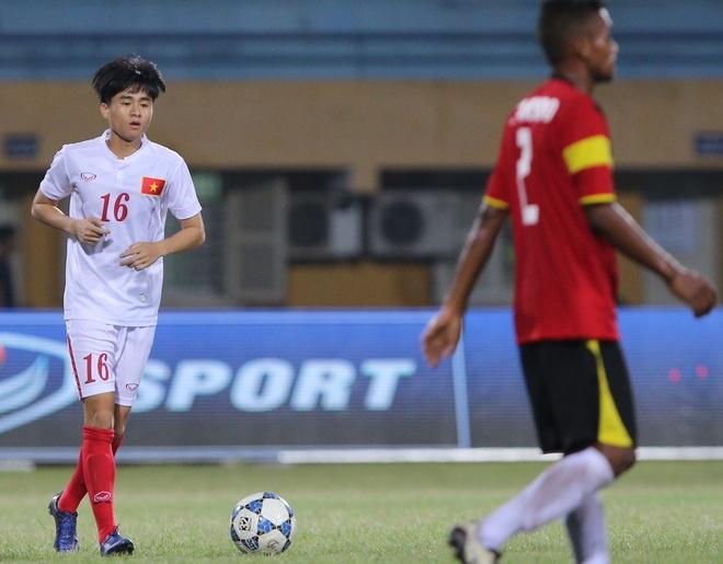 Phan Thanh Hau nang no trong lan dau ra san o U19 DNA hinh anh 7