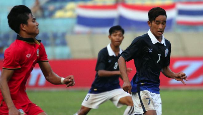 U19 Thai Lan thang nguoc Campuchia hinh anh