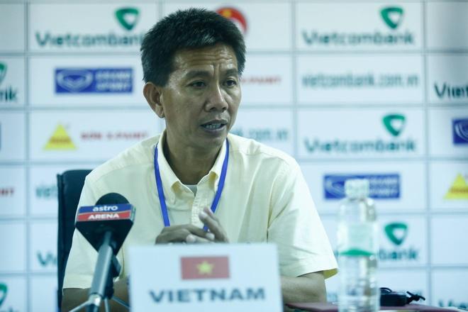 HLV truong U19 Viet Nam nhan trach nhiem sau that bai hinh anh