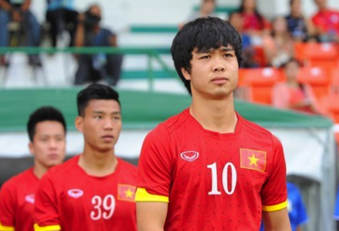 Cong Phuong, Tuan Anh gop mat trong chien dich AFF Cup 2016 hinh anh