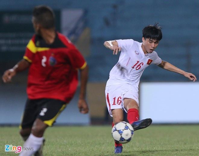 truc tiep U19 Viet Nam vs U19 Australia anh 1