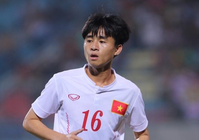 Thanh Hau ghi ban giup U19 Viet Nam gianh huy chuong dong hinh anh