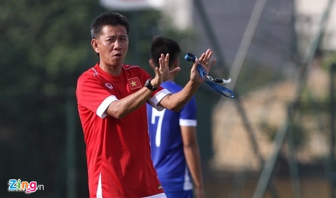 U19 Viet Nam khong buong xuoi o tran tranh HCD hinh anh 1