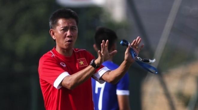 U19 Viet Nam khong buong xuoi o tran tranh HCD hinh anh