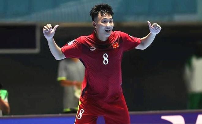 Viet Nam ghi them dau an tai futsal World Cup hinh anh