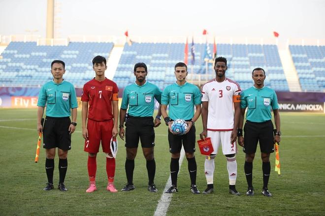 'Trong tai Syria khong xu ep U19 Viet Nam' hinh anh 1