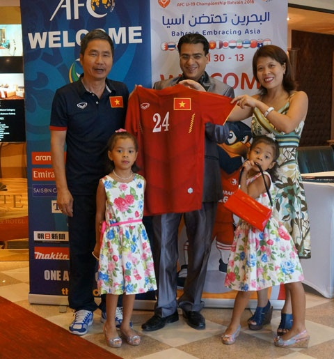 Video CDV tiep lua U19 Viet Nam o giai chau A hinh anh 6