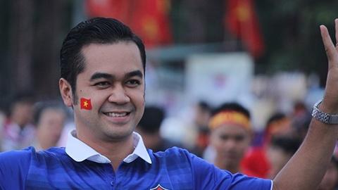 Video CDV tiep lua U19 Viet Nam o giai chau A hinh anh 7
