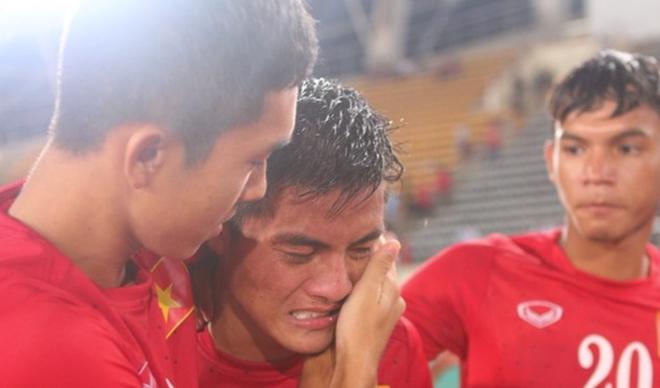 U19 Viet Nam co the mat ve tu ket vi nhieu the phat hinh anh