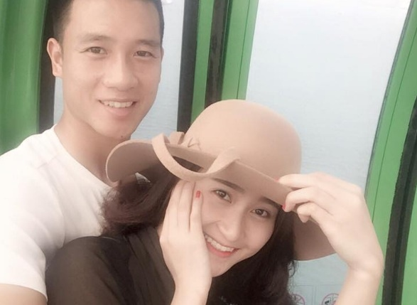 Tuyen thu Viet Nam mua qua tu Han Quoc tang ban gai hinh anh