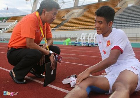 giot nuoc mat cua HLV U19 Viet Nam anh 1