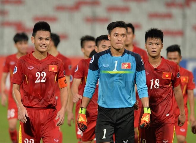 U19 Viet Nam quyen gop ung ho mien Trung hinh anh