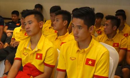 Chu nha Bahrain xin loi U19 Viet Nam vi mot loat su co hinh anh