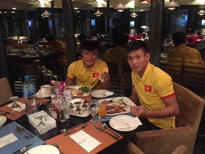 U19 Viet Nam hao huc cham tran Brazil, Anh o World Cup U20 hinh anh 5