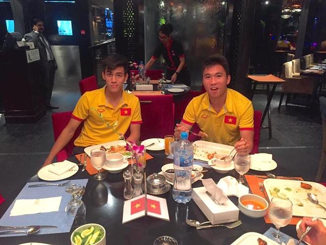 U19 Viet Nam hao huc cham tran Brazil, Anh o World Cup U20 hinh anh 6