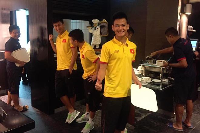 U19 Viet Nam hao huc cham tran Brazil, Anh o World Cup U20 hinh anh 4