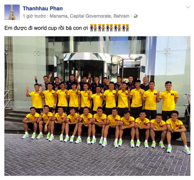 U19 Viet Nam hao huc cham tran Brazil, Anh o World Cup U20 hinh anh 2