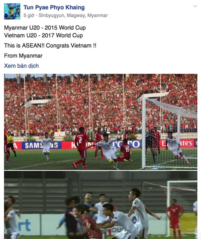 FIFA, AFC chuc mung ky tich World Cup cua U19 Viet Nam hinh anh 3
