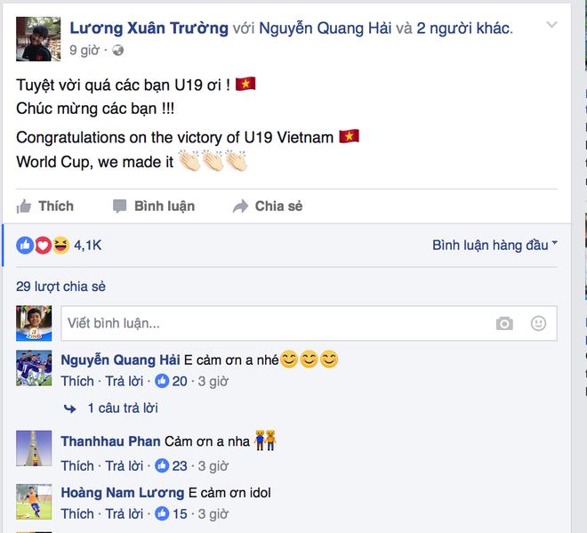 HLV Calisto va Cong Vinh tu hao ve U19 Viet Nam hinh anh 3