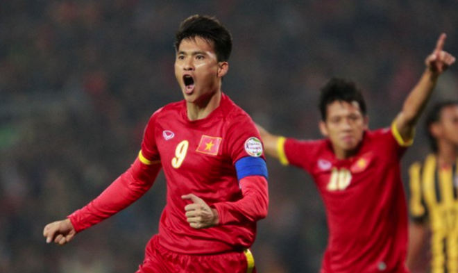 HLV Calisto va Cong Vinh tu hao ve U19 Viet Nam hinh anh