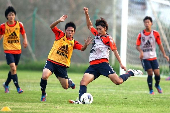 U19 Nhat Ban de phong U19 Viet Nam anh 1
