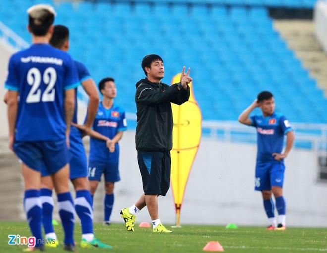 HLV Huu Thang se loai nhung ai truoc them AFF Cup 2016? hinh anh 1