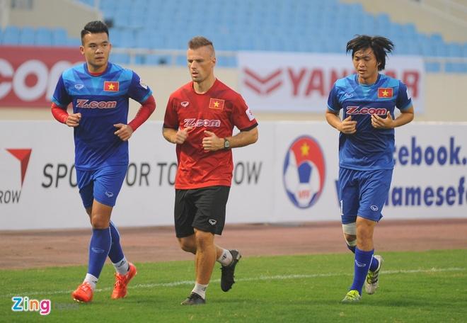 Tuan Anh bi loai AFF Cup anh 1