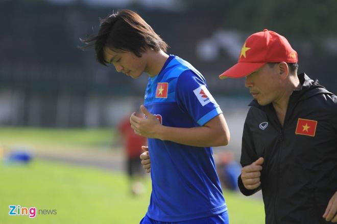 Tuan Anh bi loai AFF Cup anh 2