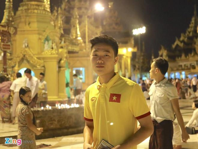 Tuyen Viet Nam tham chua Vang cua Myanmar cau binh an hinh anh 3