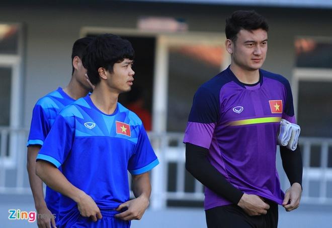 Cong Phuong thay doi hinh anh truoc tran gap Campuchia hinh anh 2