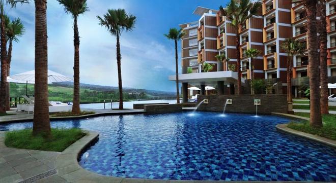 Tuyen Viet Nam o resort tien nghi tai Indonesia hinh anh 4
