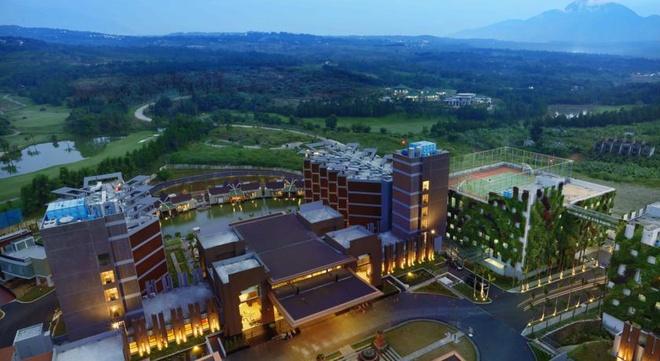 Tuyen Viet Nam o resort tien nghi tai Indonesia hinh anh 3