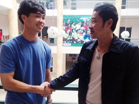 Hong Son: 'Toi mong Cong Phuong da chinh tran gap Indonesia' hinh anh