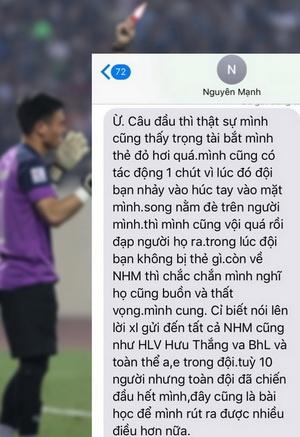 Nguyen Manh xin loi nguoi ham mo anh 2