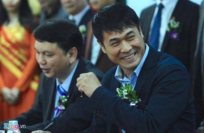 VFF khong sa thai HLV Huu Thang sau AFF Cup hinh anh 1