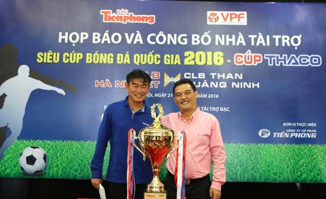 Sieu Cup quoc gia Viet Nam anh 1