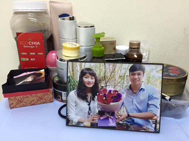 Hoa khoi bong chuyen Tran Thi Thao len xe hoa hinh anh 5