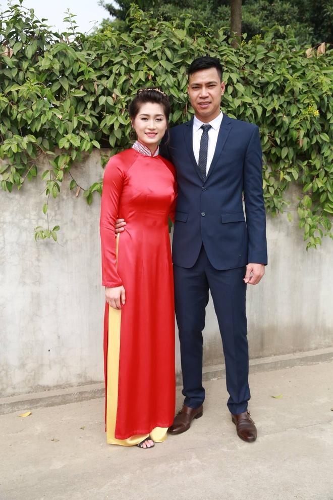 Hoa khoi bong chuyen Tran Thi Thao len xe hoa hinh anh 2
