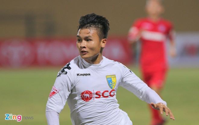 Doi hinh tieu bieu vong 1 V.League: Dang lo cho bong da Viet hinh anh 7
