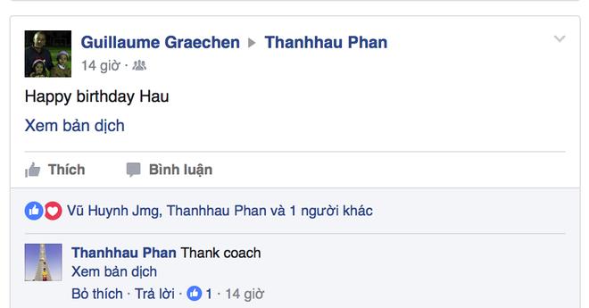Fan khac dua hau tang sinh nhat Phan Thanh Hau hinh anh 5