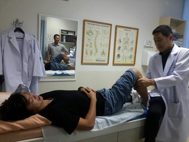 Tuan Anh tap lai voi bong sau Tet Nguyen dan hinh anh 1