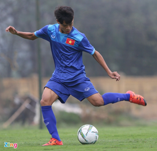 U18 Viet Nam tich cuc tap luyen truoc ngay sang Trung Quoc hinh anh 6