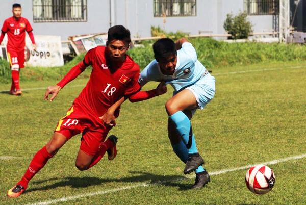 U18 Viet Nam nguoc dong thang Thai Lan hinh anh