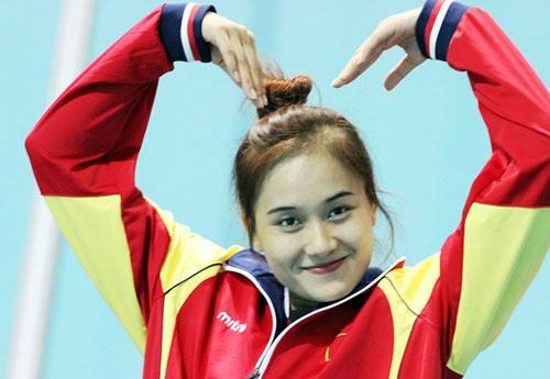 Linh Chi dat muc tieu vao chung ket SEA Games 2017 hinh anh