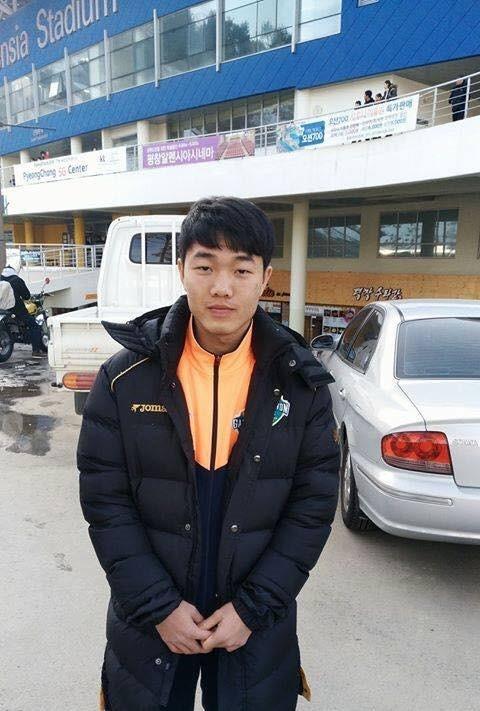 Xuan Truong chan thuong o Han Quoc anh 2