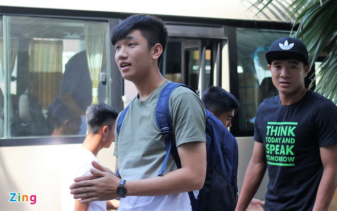 U20 Viet Nam hoi quan truoc them World Cup anh 2