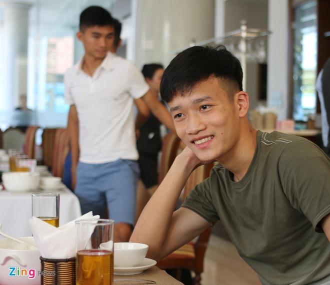 U20 Viet Nam hoi quan truoc them World Cup anh 1