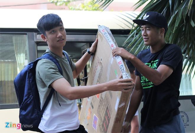 U20 Viet Nam hoi quan truoc them World Cup anh 3